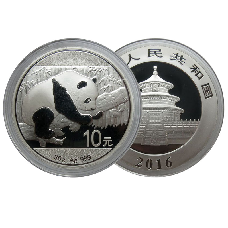 Letter dated 2016 from the longitudinal kimcheon commemorative gold and silver coins panda panda panda panda coins commemorative coins commemorative coins silver coins silver coin collection