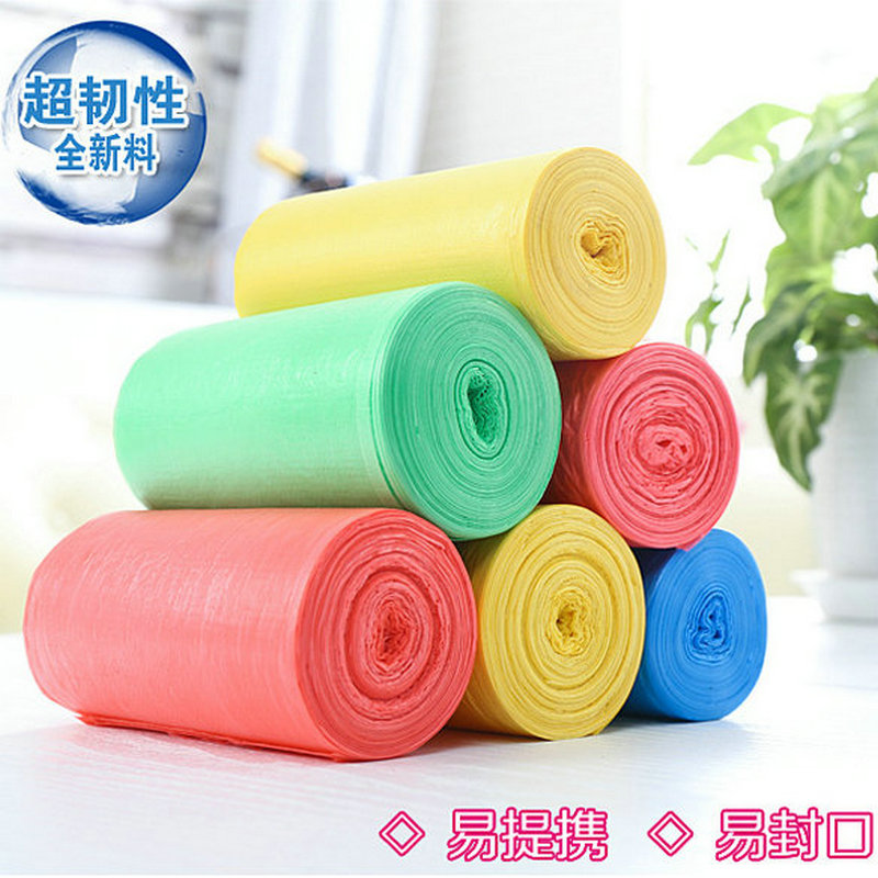 Life style 3 installed environmentally friendly new material garbage bags thicker garbage bags of corn starch home bathroom garbage bags
