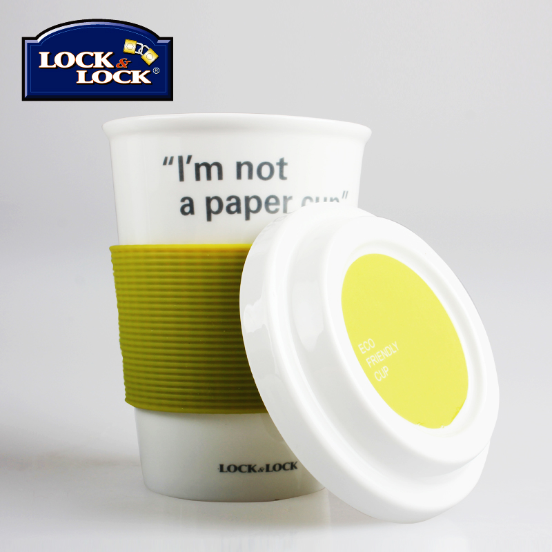 Lock cups office cup ceramic cup with lid ceramic cup creative couple cups ceramic cup creative cup