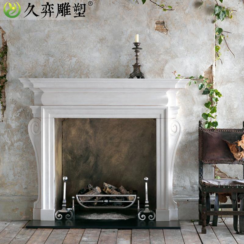 China White Stone Fireplace, China White Stone Fireplace Shopping ...