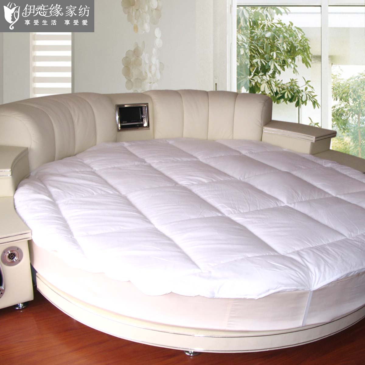 Love iraqi edge thanksgiving thick warm bedding round bed round bed mattress folding bed mattress mattresses