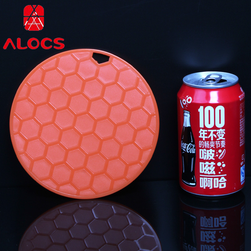 Love the way customers outside camping portable outdoor camping picnic tableware circular cutting board cutting board cutting board chopping block