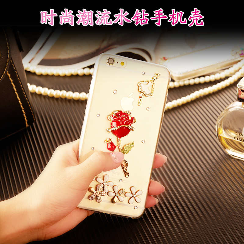 Lovebirds X9U x9 x9 htc one phone shell mobile phone sets diamond shell thin shell influx of women's new