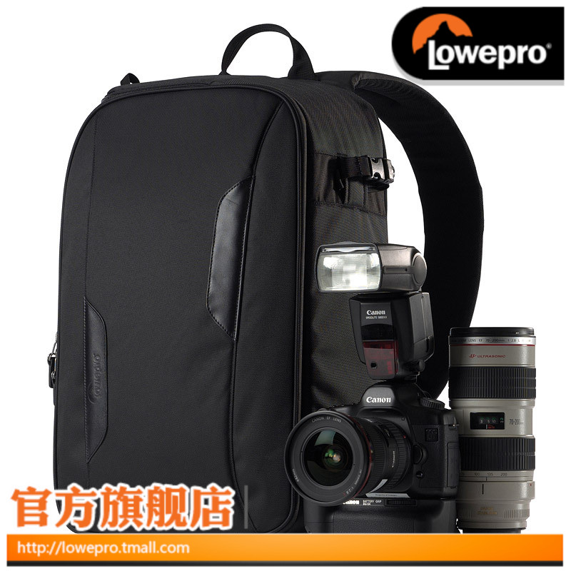 Lowepro classified sling 220AW professional waterproof shoulder camera bag slr camera bag