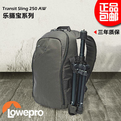 Lowepro transit oblique sling 250 aw slr camera bag camera bag