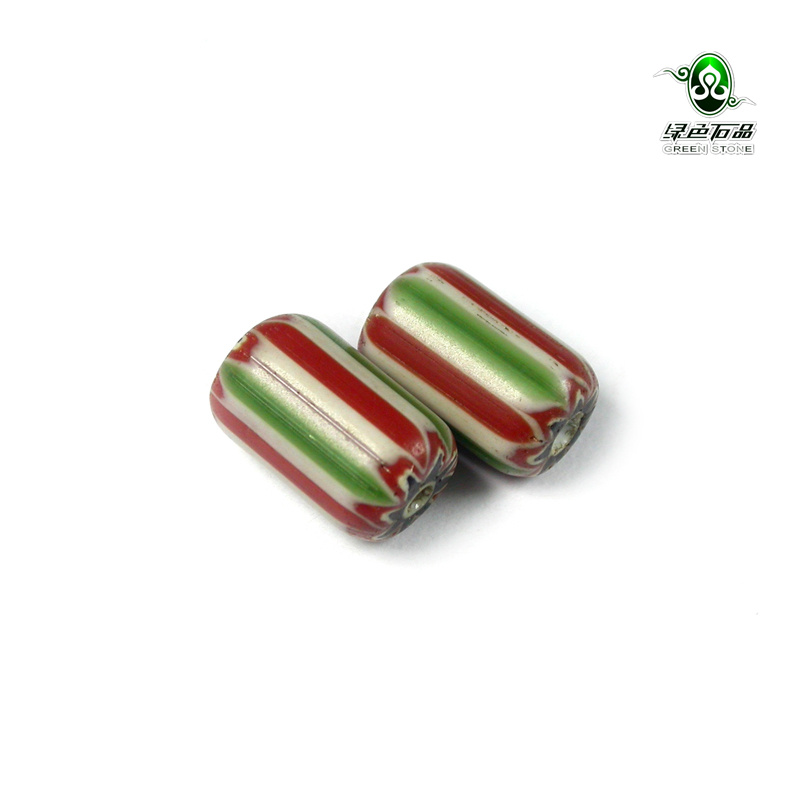 Lssp/green stone product does not bargain colorful glass beads valencia chevrolets as955 loose beads diy accessories