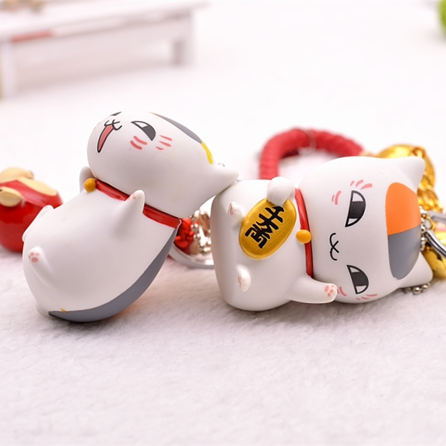Lucky cat lucky cat lucky cat phone rope phone pendant mobile phone chain accessories diy jewelry pendant rope