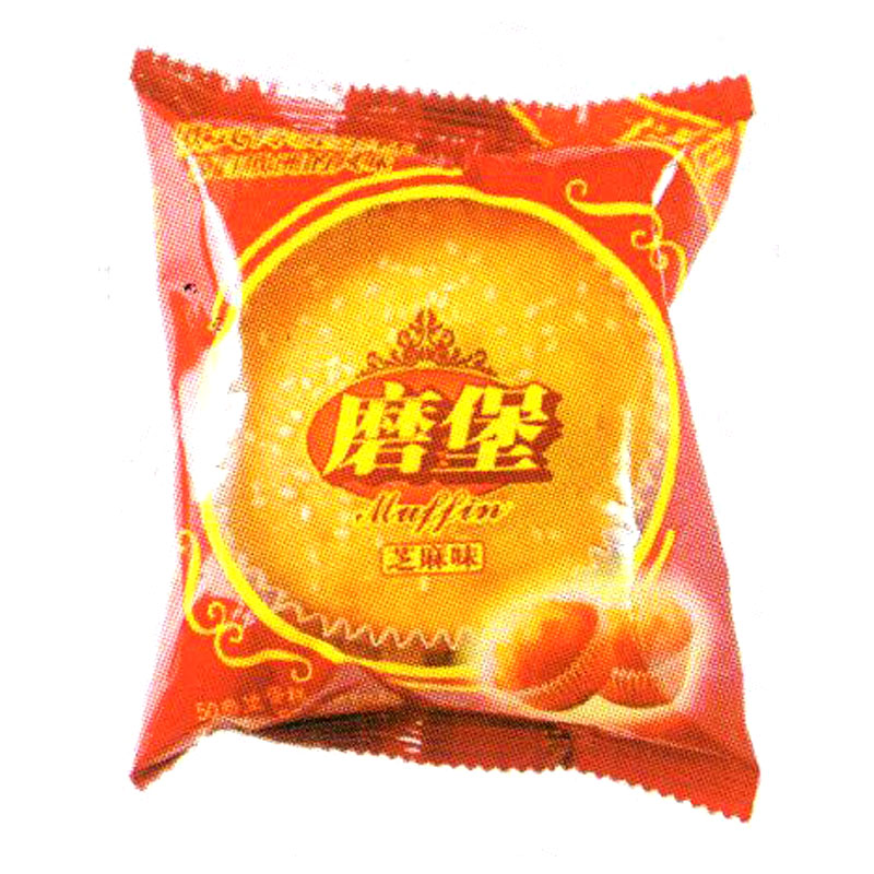 [Lynx supermarket] hsu fu chi fort mill cake sesame flavor 52G home office snacks and good partners