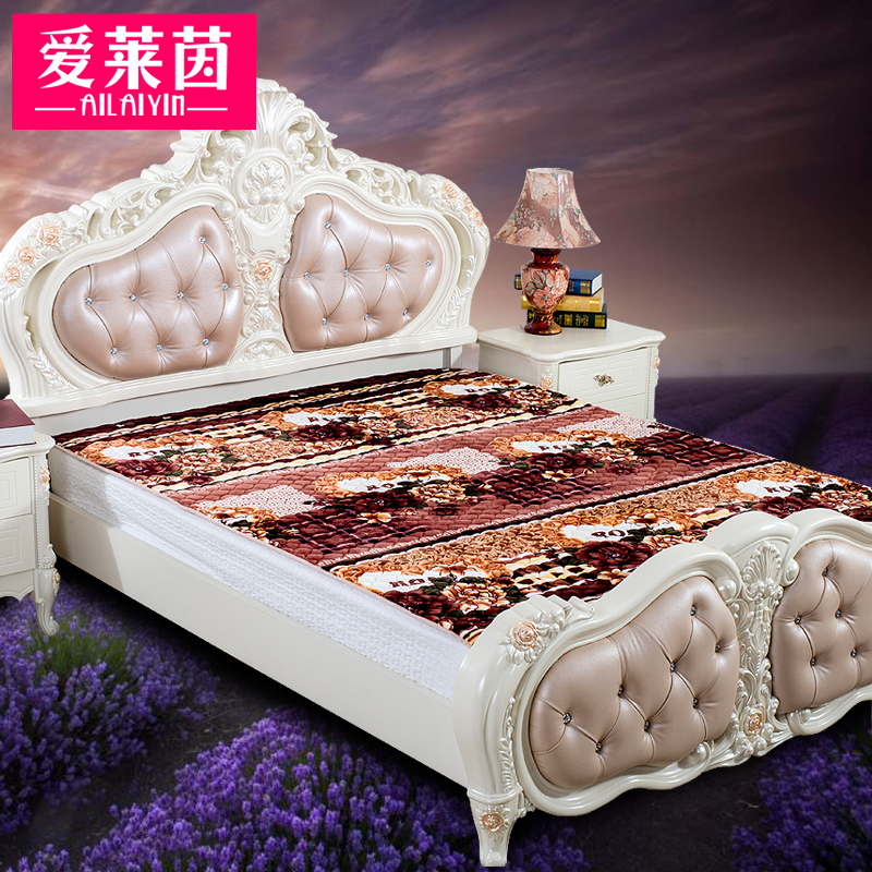 M thick flannel mattress single double tatami mattress mattress foam mattress pad is student hostel homes