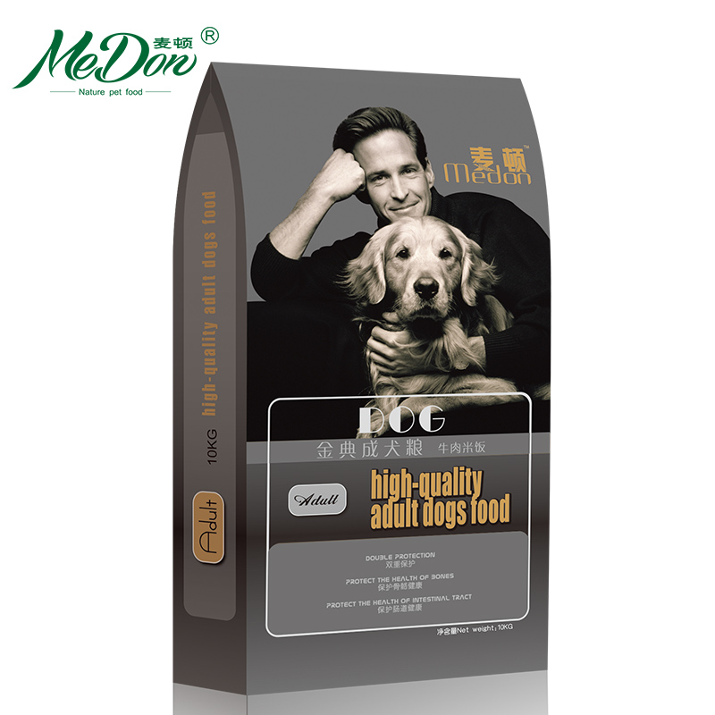 Madden adult dog food golden dedicated adult dog food natural dog food 20kg goldens ã satsuma and other 2 5 provinces shipping