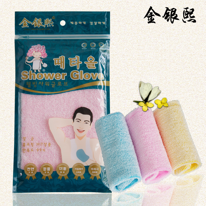 Magical cuozao free towel to increase men's section of thicker section cuozao towel rubbing mud bath towel chopping shipping