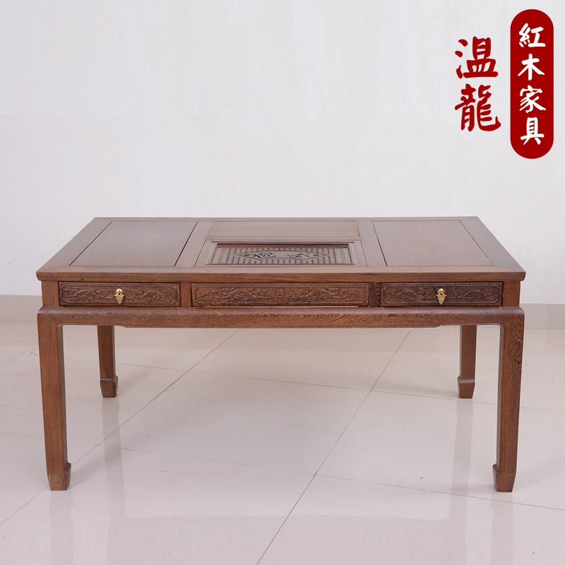 Mahogany furniture wenge furniture wenge wood mahogany tea table kung fu tea taichung style wood small tea table specials