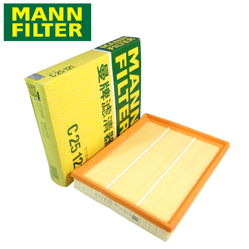 Mann air filter air filter air filter air grid suitable C25121 chevrolet new sail love cd europe