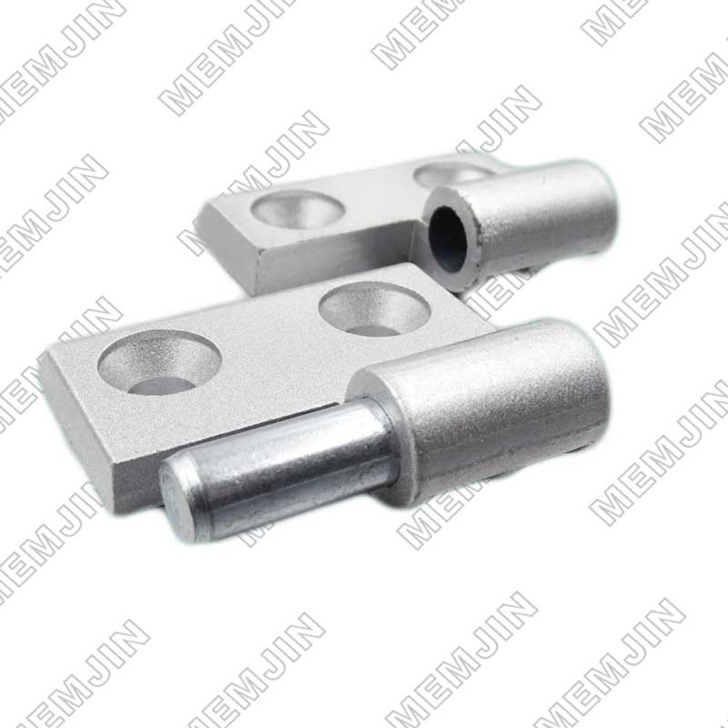 Manufacturers spot wholesale accessories foundmental 4545JL removable zinc hinge door hinge large concessions