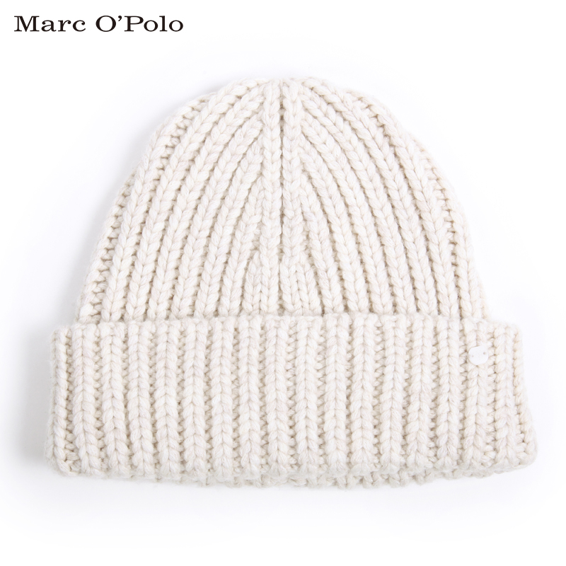 b3b54d6e35e98 Get Quotations · Marc o  polo ms. curling knit hat female 2016 autumn new  european and american