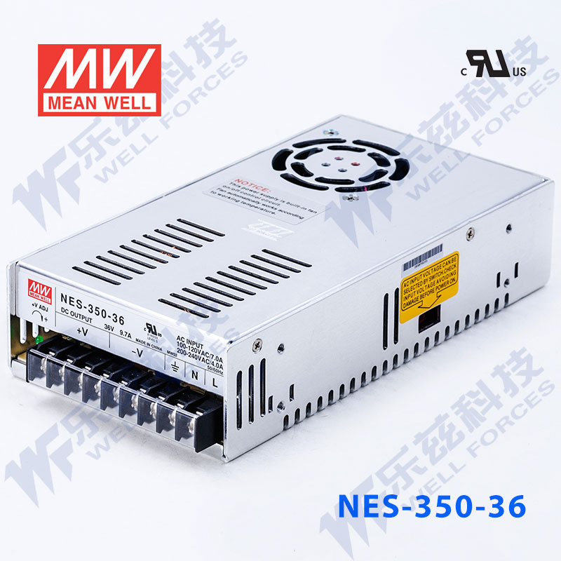 Meanwell nes-350-36 power 349 w 36v9. 7a [an authorized dealers to tax the sf]