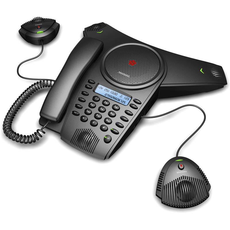 Meeteasy meeteasy Mid2EX-B bluetooth speakerphone conference audio conference call conference system