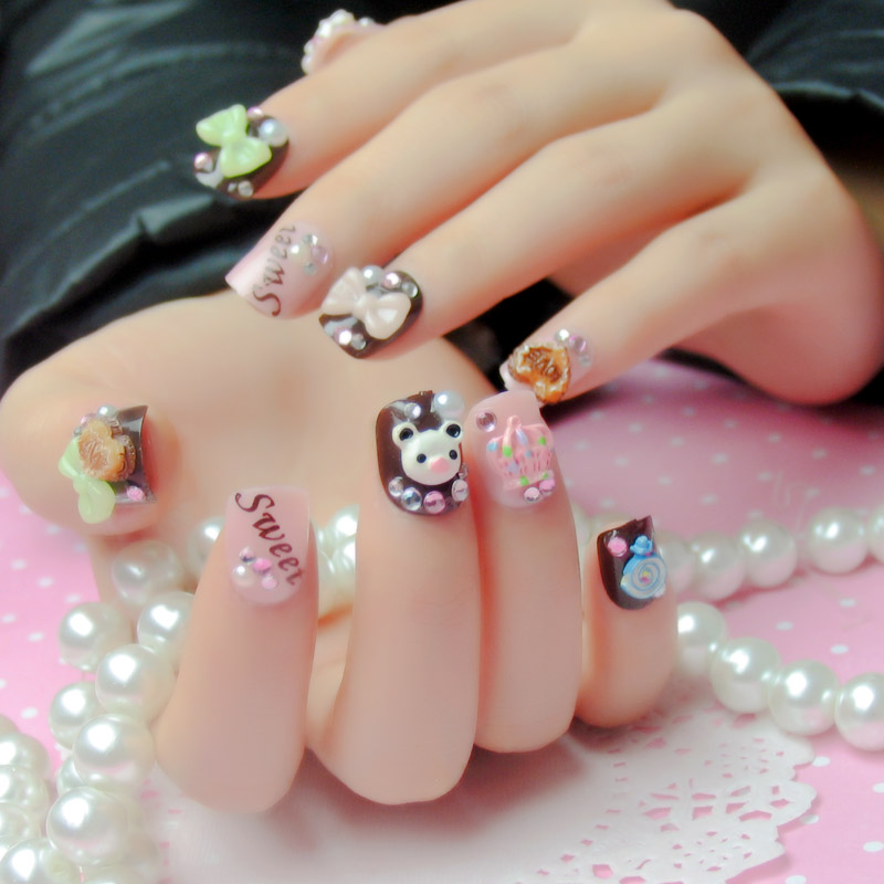 China Fake Nails Girls, China Fake Nails Girls Shopping Guide at ...