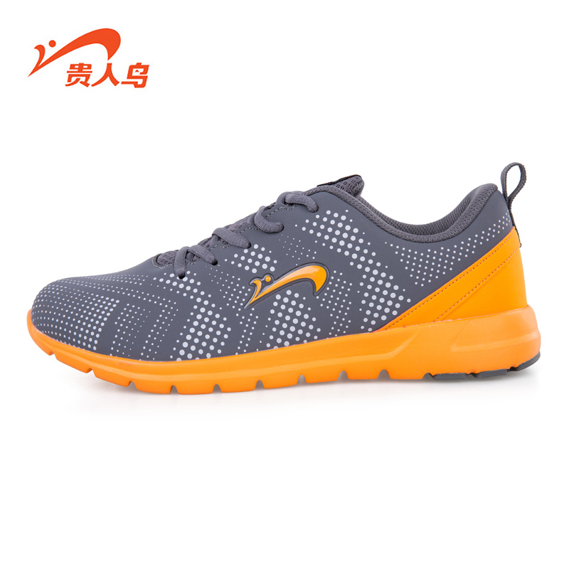 Men's sports shoes and elegant birds running shoes men's lightweight breathable mesh summer shoes cushioning running shoes authentic tourism