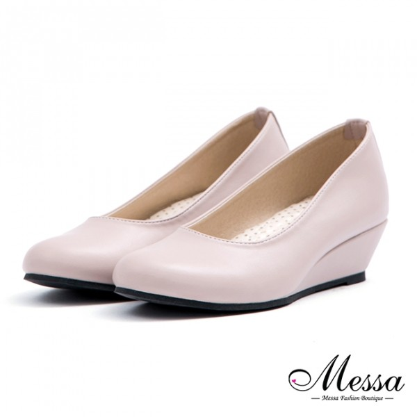 [Messa misha counter padded commuter wild peas shoes] mit wedge beshimova beshimova shoes-tricolor