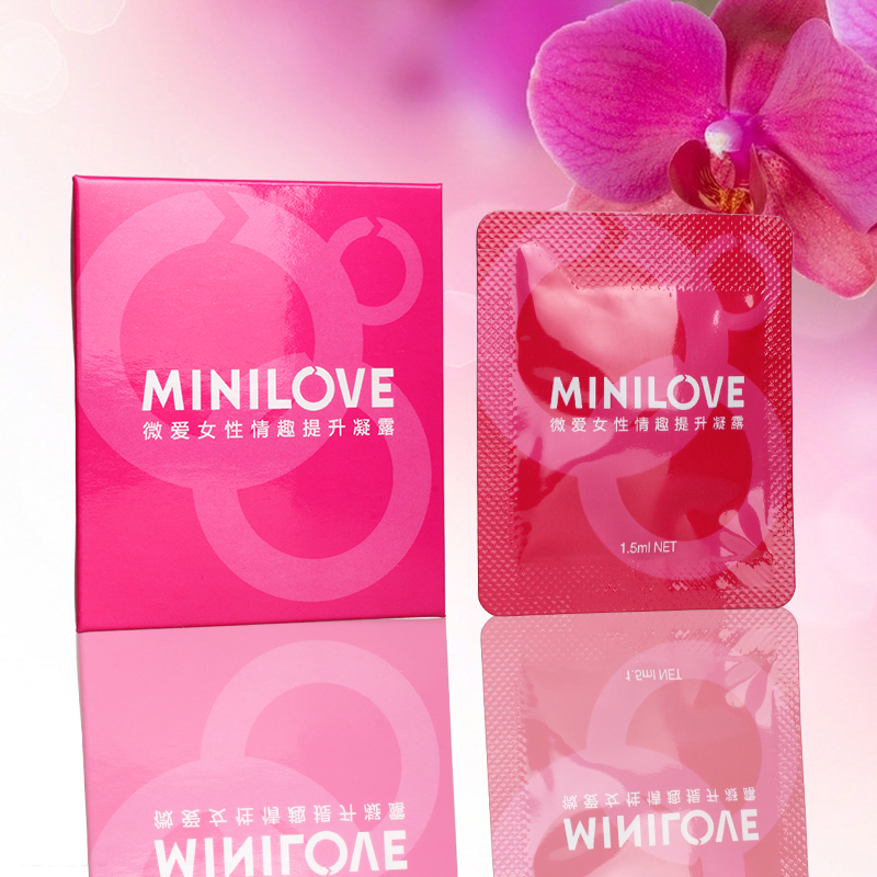 Micro love female wipes monolithic hardcover enhance female sexual enhancement gel solution to improve the sexlessness