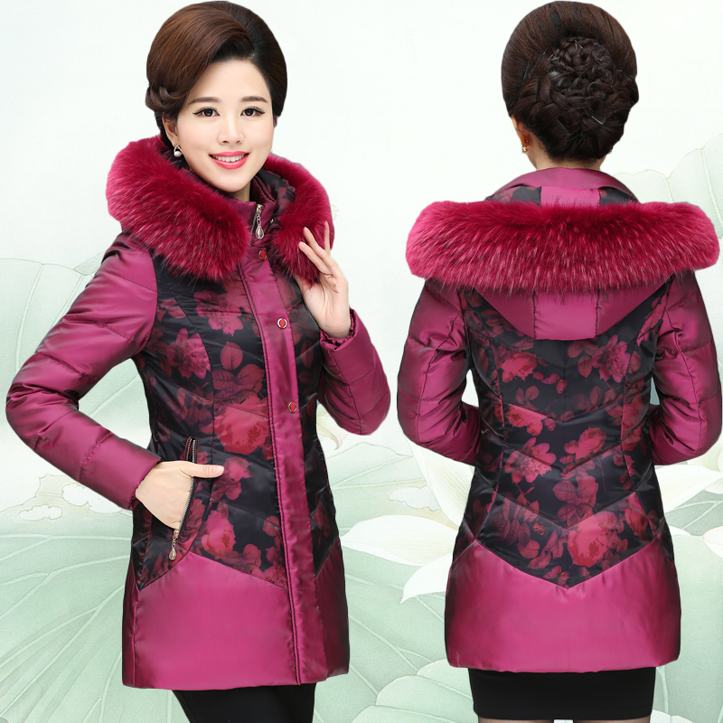 9eb42b739 Buy Middle-aged womens autumn and winter 30-40-50-year-old wedding ...