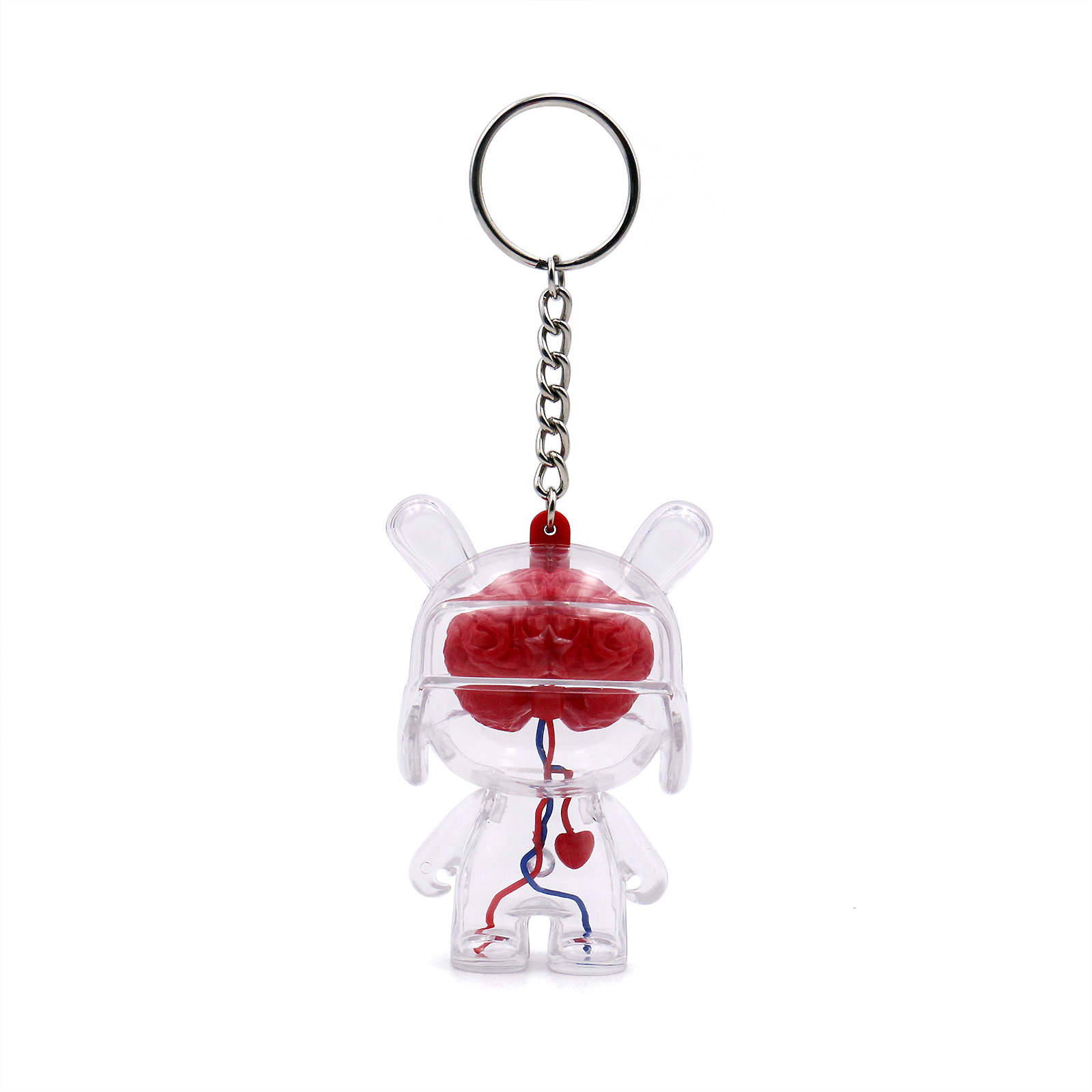 Millet millet official flagship store authentic super brain rabbit keychain bag ornaments car key chain lanyards ornaments