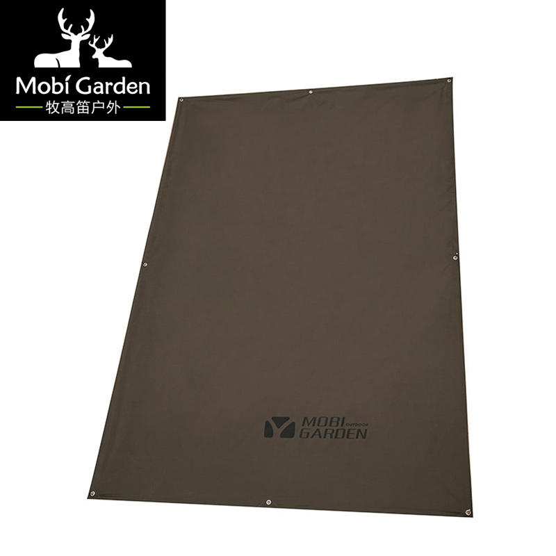 Mobi outdoor camping equipment camping tent double grass mat picnic mat beach mat moisture
