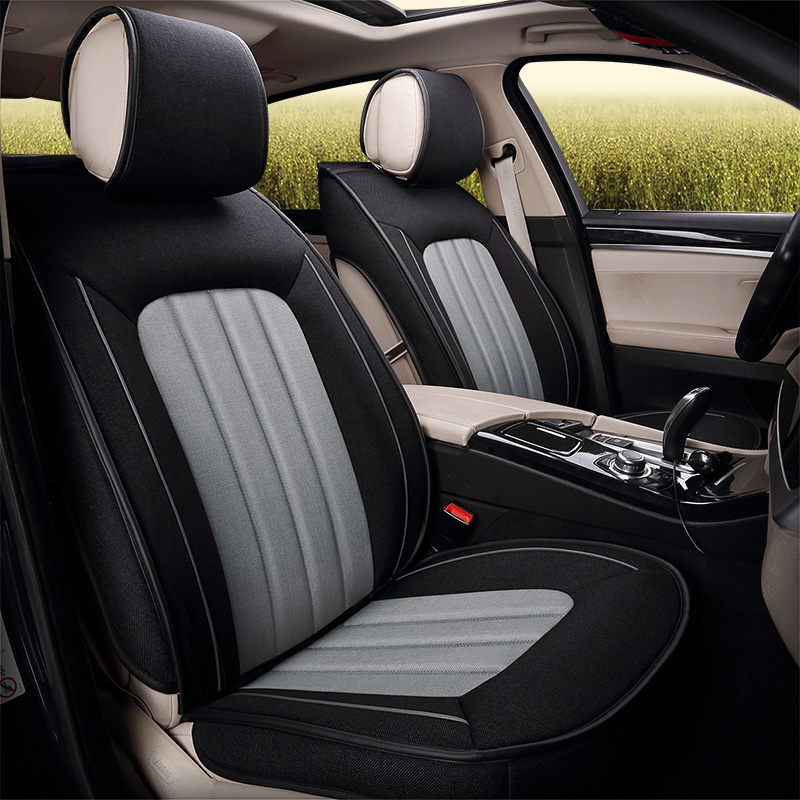 Modern outgrabe 6 block/7 car seat infiniti qx60 jx35 dedicated wholly surrounded by four seasons car seat cushion cover