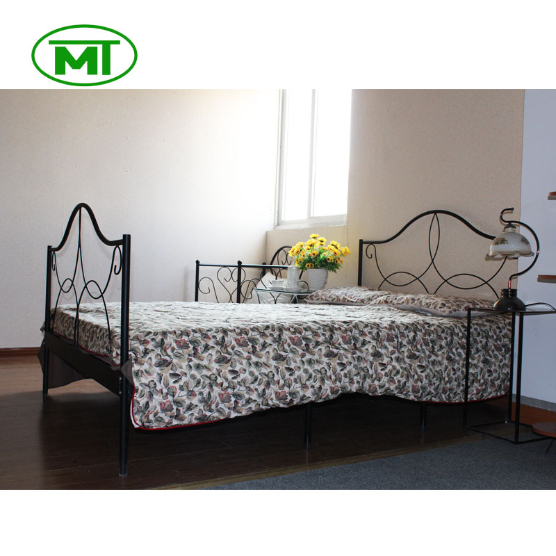 Monte metal frame bed metal frame bed double iron bed continental jane about european bedroom wrought iron bed single bed metal frame bed