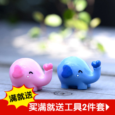 Moss micro landscape ornaments and more meat ornaments love accessorise color elephant elephant lovers ornaments and more meat plants
