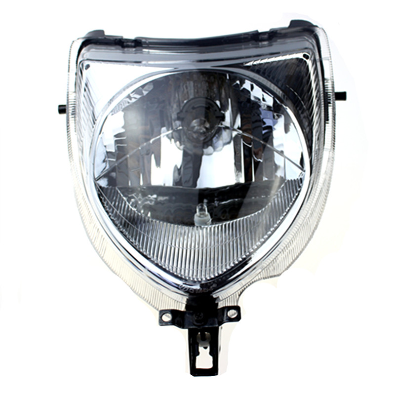 Motorcycle accessories wuyang honda dream 125 wh125t-2 headlight assembly headlight total into headlamp assembly