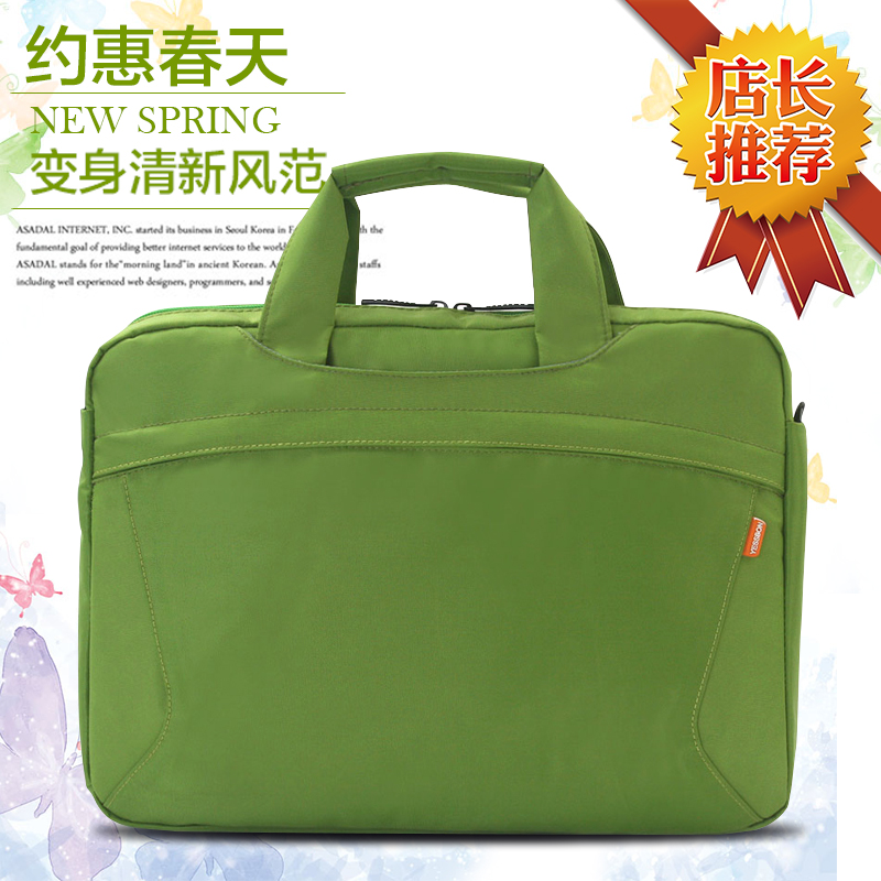 Ms. 15.6 laptop bag 14 inch lenovo dell acer asus laptop bag laptop shoulder bag men and 13.3 apple 15