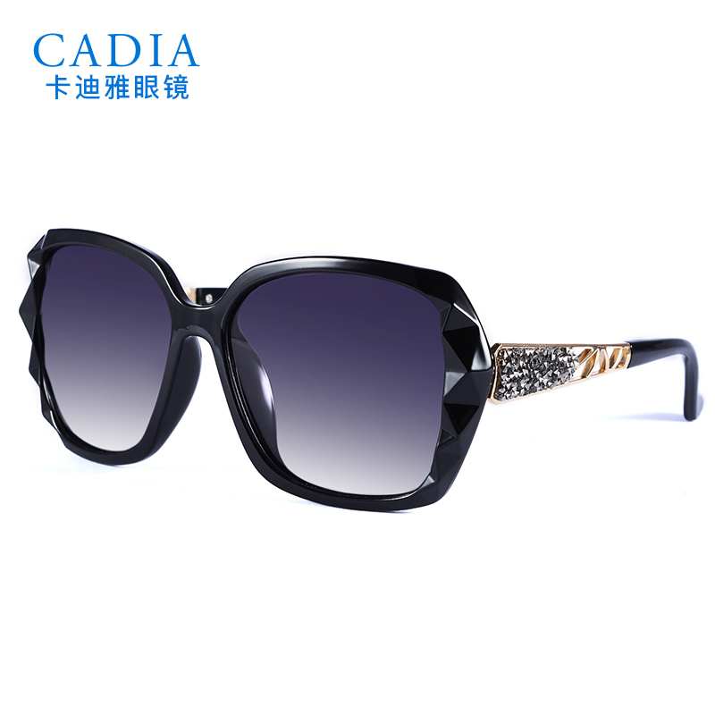 Ms. sunglasses polarized sunglasses tide female star of the same paragraph 2016 glasses with the degree of myopia sunglasses round sunglasses driving