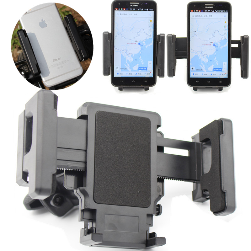 Mtb bicycle phone holder phone holder bicycle phone holder 360 degrees handlebar bracket bracket bracket navigation