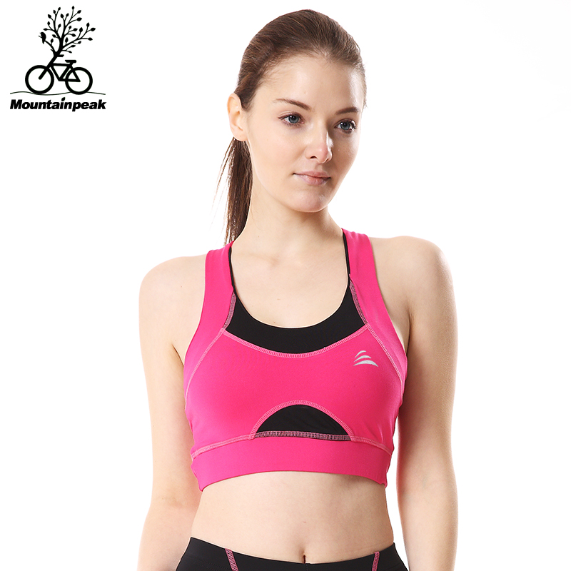3492b2f864f04 Get Quotations · Mtp 2016 shockproof sports underwear woman jogging fitness yoga  bra cross vest no rims seamless bra