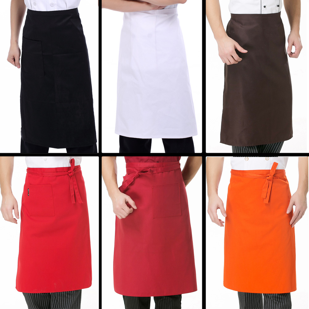 Multicolor optional hotel restaurant kitchen chef aprons bust black and white men and women through with chef aprons aprons overalls korean