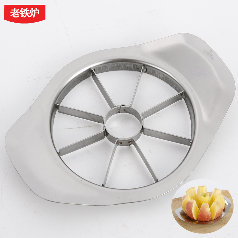 Multifunction devices cut fruit slicer apple slicer cut separation enucleate pressure stainless steel gadget