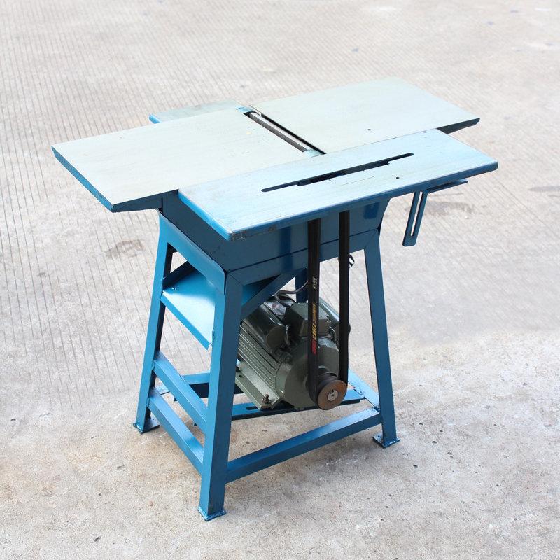 Multifunction planer planer woodworking planer planer woodworking simple simple bed drilling small planer woodworking machinery