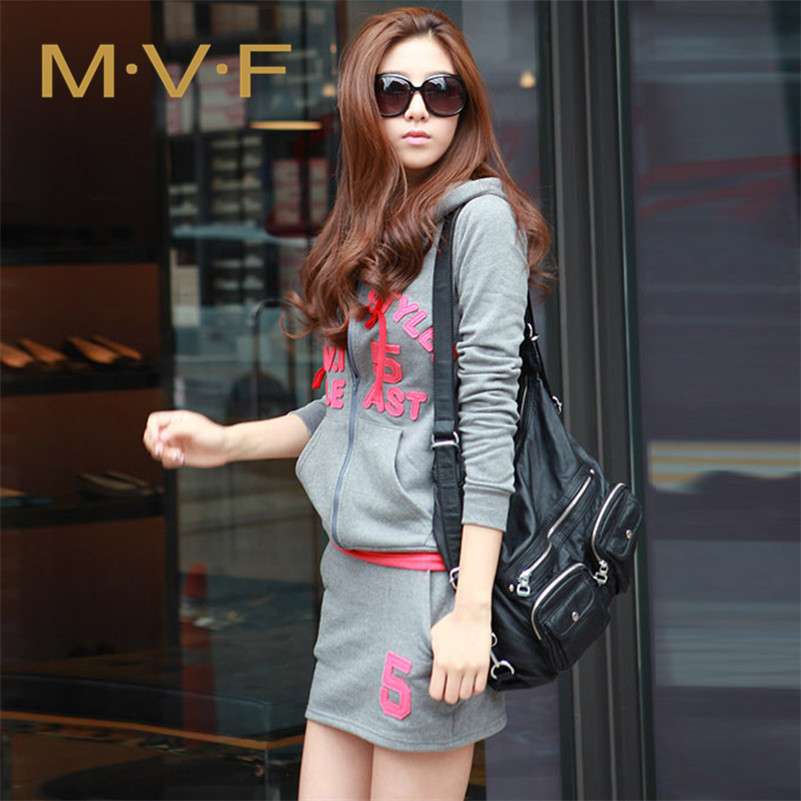 MVF2016 summer new leisure suit ladies suit small fragrant wind temperament ladies fashion piece 4874