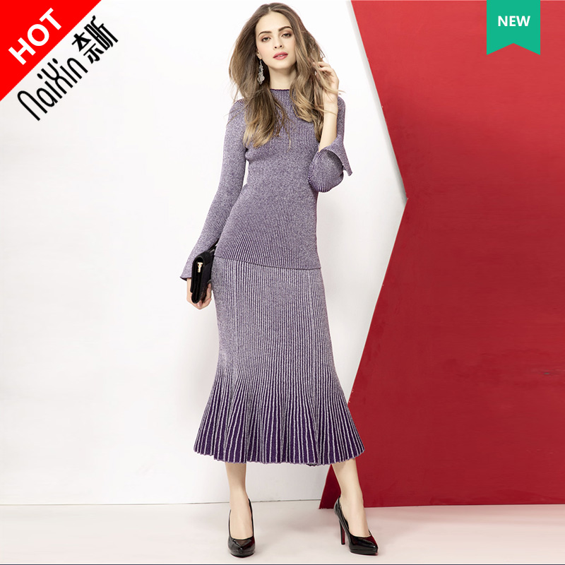 b216eb7d4e3 Get Quotations · Nai xin custom 28729 new casual european and american dinner  suit coat + flounced skirt suit