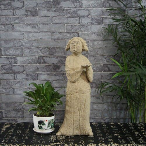 New chinese imitation of classical resin soft home crafts jewelry small ornaments modern creative minimalist retro ladies figurines