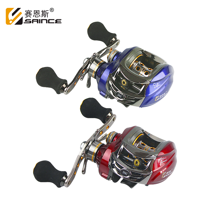 New! made in china bomb proof line fishing line round sainz six adjustable centrifugal brake droplets round the right hand car
