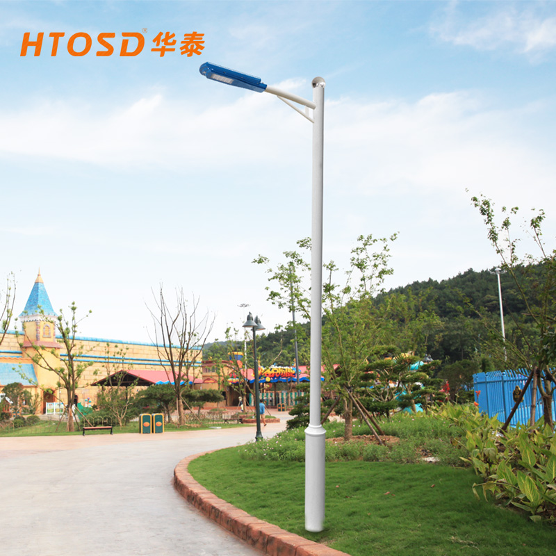 New rural solar led garden lights outdoor waterproof garden lights garden lights street lights sound and light control