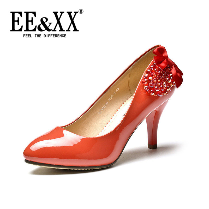 New stylish and comfortable EEXX2016 elegant fine with round shallow mouth to help low shoes casual shoes shallow mouth shoes tide 5396