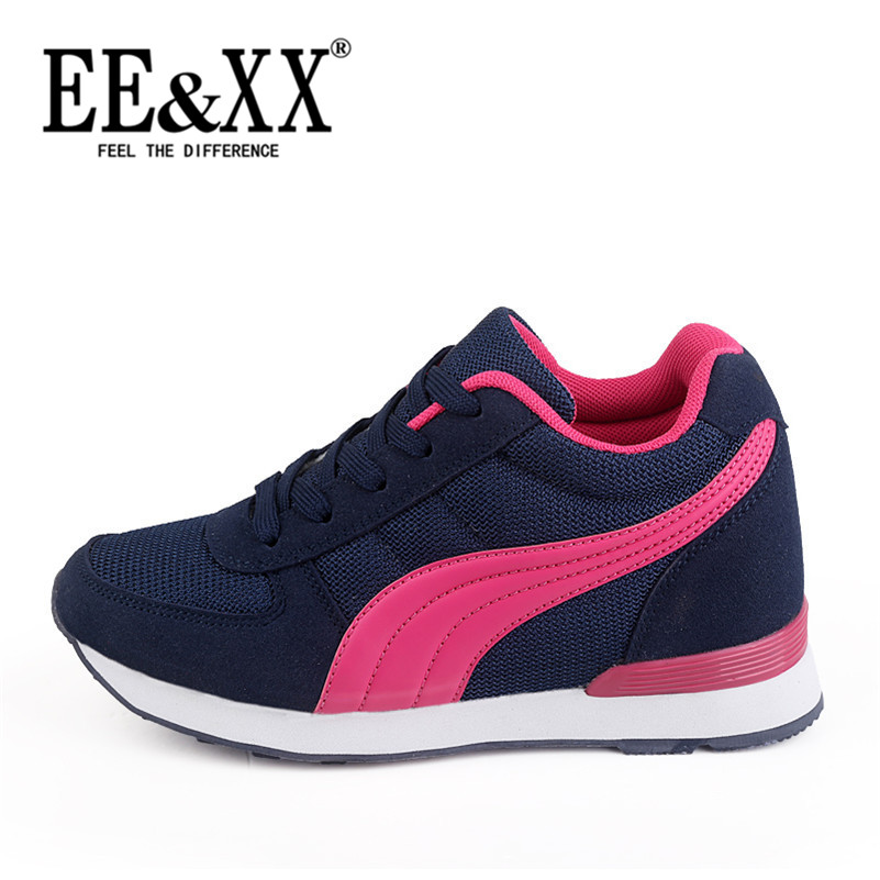 New stylish and comfortable sports shoes to help low EEXX2016 reticularis shirtwaist round head within the higher women shoes tide 7487