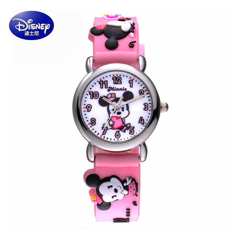 New year's gift for girls genuine disney disney cartoon mickey children watch girl students watch