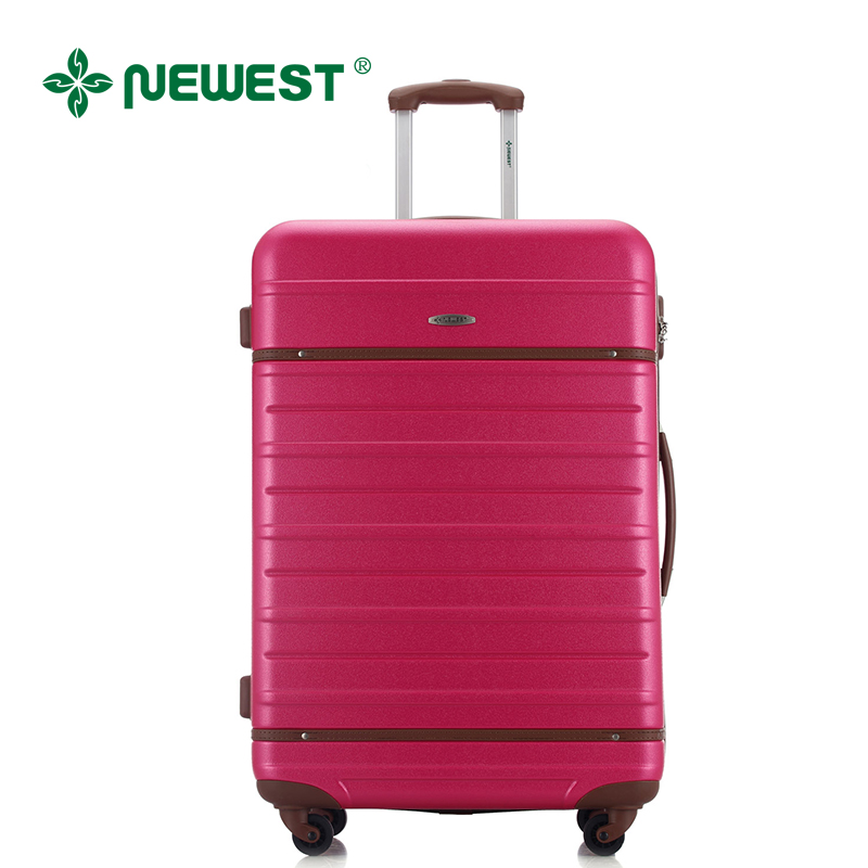 Newest/to the new abs trolley case suitcase caster suitcase luggage board chassis password hard case luggage suitcase men and women
