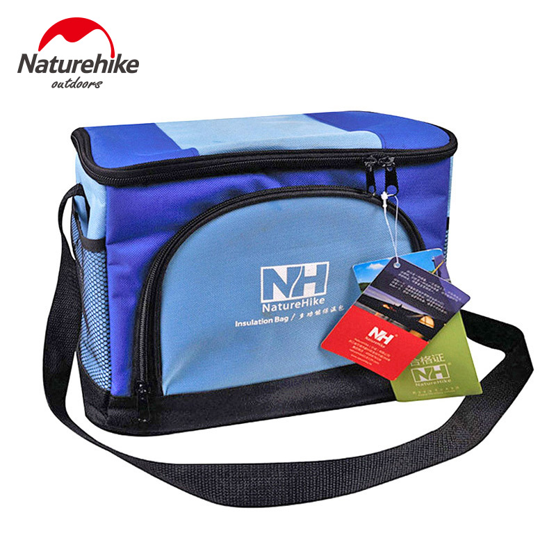 Nh package refrigerated ice cold ice pack cooler bag back pack milk breast milk preservation bag lunch bag lunch cooler bag delivery
