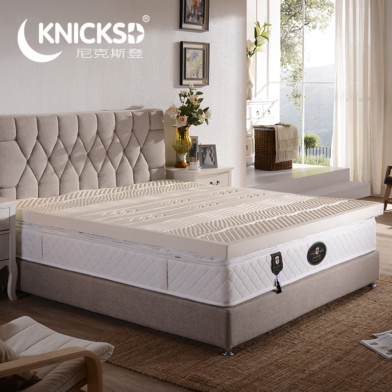 Nick stern thailand imported pure natural latex mattresses 1.5 m 1.8 m 18cm 5cm- NKSD866